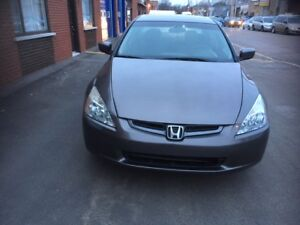 2007 Honda Accord Berline