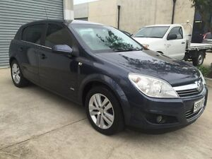 2008 Holden Astra AH MY08 CDX Blue 5 Speed Manual Hatchback North Brighton Holdfast Bay Preview