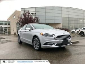 2017 Ford Fusion SE/NAVIGATION/ALL WHEEL DRIVE/SUN ROOF