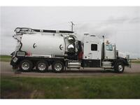 Rebel MFG.Hurricane Hydrovac Truck
