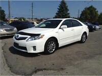 2011 Toyota Camry Hybrid|NAV|CAM|LEATHER|SUNROOF|NO ACCIDENT