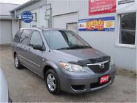 2005 Mazda MPV Wagon GX|MUST SEE| ONE OWNER| NO RUST