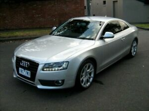 2007 Audi A5 8T 3.2 FSI 8 Speed CVT Multitronic Coupe North Melbourne Melbourne City Preview