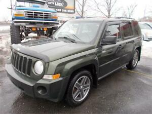 2009 Jeep Patriot Rocky Mountain 4X4