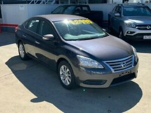 2013 Nissan Pulsar B17 ST Grey Continuous Variable Sedan Hendra Brisbane North East Preview