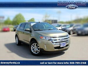 2013 Ford Edge SEL PANORAMIC ROOF HEATED SEATS AED
