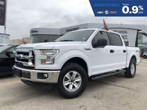2016 Ford F-150 XLT 4x4 Crew Cab | Bluetooth Phone & Audio