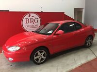 Hyundai Coupe 2.0 SE (red) 1999