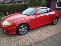 Hyundai Coupe S for sale!