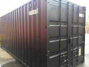 20ft Shipping Container Includes Delivery to Seymour Seymour Mitchell Area Preview