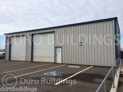 Durobeam Steel 40x78x16 Metal Garage Building Kit Auto Body Lift Workshop Direct