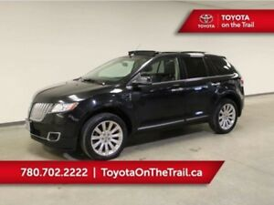 2013 Lincoln MKX ADAPTIVE CRUSIE, PANORAMIC SUNROOF, LEATHER, NA