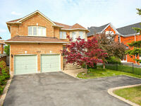**Just Listed** 4Br Detached in Busy Mississauga Location *HOT*