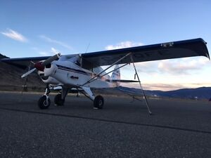 PIPER PA22 (Tri Pacer) 4 Seater Airplane