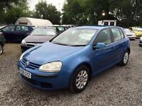 2005 VOLKSWAGEN GOLF 1.9 S TDI 5 DOOR DIESEL 5 DOOR 12 MONTHS WARRANTY AVAILABLE