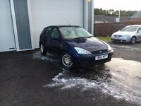 Ford Focus 1.6, Good Condition, 12 Months MOT, Warranty, Serviced