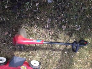 Toro Electric Weed-Eater