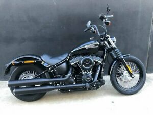 2018 Harley-Davidson FXBB Street Bob (107) Epping Whittlesea Area Preview