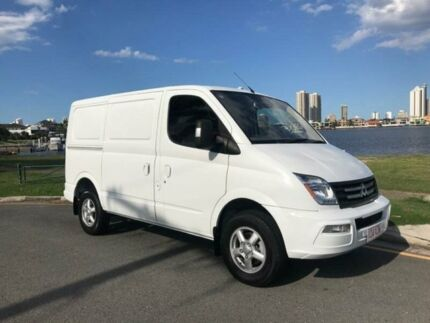 2013 LDV V80 White Manual Van