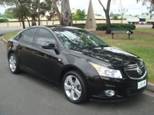 2013 Holden Cruze JH Series II MY14 Equipe Black 6 Speed Sports Automatic Sedan Broadview Port Adelaide Area Preview