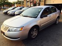 2005 Saturn Ion Sedan Midlevel
