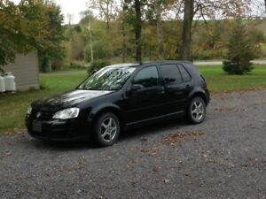 2008 Volkswagen Golf Hatchback