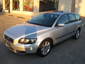 SAFE AND RELIABLE!!! 2006 Volvo V50 2.4i