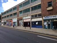 Commercial property available to rent straight away on busy high street in Worksop