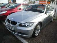 BMW 3 SERIES 2.0 320i SE 4dr Good / Bad Credit Car Finance (silver) 2005