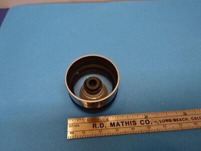 Wild Heerbrugg Swiss Objective Epi 4x Microscope Part Optics As Is 90-a-04