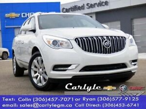 2017 Buick Enclave 7-Pass, Dual Sunroofs