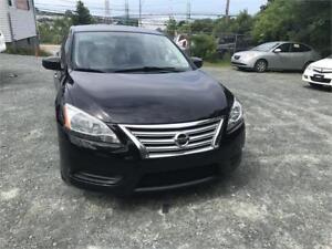 2014 Nissan Sentra S.  NEW PRICE 7995$