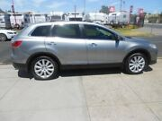 2009 Mazda CX-9 TB10A3 MY10 Luxury Grey 6 Speed Sports Automatic Wagon Hampstead Gardens Port Adelaide Area Preview