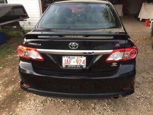 2012 Toyota Corolla S Sedan