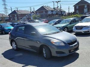 2009 Toyota Matrix/AUTO/4X4/AC/GROUP ELECT/AUX!!!