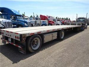 2007 FONTAINE 48'FT COMBO DROP DECK TRAILER Kitchener / Waterloo Kitchener Area image 1