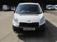 Peugeot Expert 1200 L2 H1 1.6 Hdi 90PS Van DIESEL MANUAL WHITE (2014)