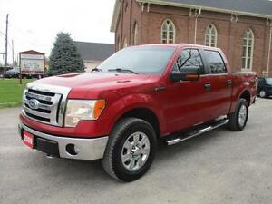 2009 Ford F-150 XLT + SUNROOF + 4X4 + CERTIFIED  $10,997