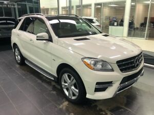2012 Mercedes-Benz M-Class NAVI, ONE OWNER, ACCIDENT FREE