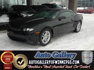 2015 Chevrolet Camaro LS *Only 7,201 kms!