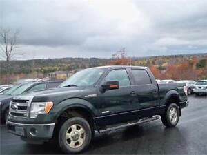 ONLY 169$ BI-WEEKLY OAC!!! 2013 Ford F-150 XLT SUPER CREW