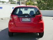 2008 Honda Jazz GE MY09 VTi Red/Black 5 Speed Automatic Hatchback Mount Gravatt Brisbane South East Preview
