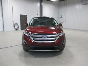 2016 Ford Edge SEL Moose Jaw Regina Area image 2