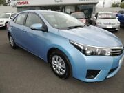 2016 Toyota Corolla ZRE172R Ascent S-CVT Blue 7 Speed Constant Variable Sedan Oakleigh Monash Area Preview