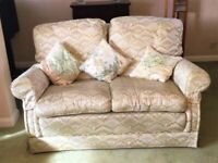 FREE Sofa's 3 seater & 2 seater good quality, very clean & comfortable. No fire labels