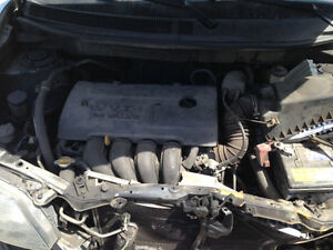 PONTIAC VIBE PARTING OUT 2003