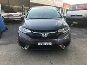 2015 Honda Jazz GF MY15 VTi Gunmetal Grey Constant Variable Hatchback Yagoona Bankstown Area Preview