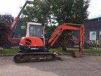 Kubota KX161-3 Excavator Digger 2007 not Yanmar Hitachi