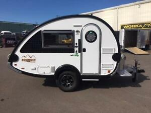 NEW 2019 T@B BOONDOCK EDGE CAMPER TRAILER