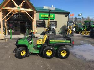 2014 TH 6X4 DIESEL GATOR WITH ELECTRIC BOX LIFT